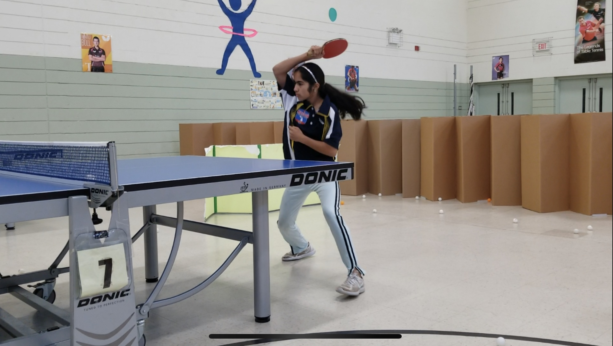 Michigan Table Tennis Academy Mission