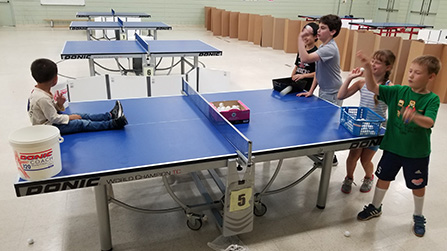 Donate to Michigan Table Tennis Academy